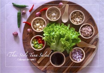 ミアンツナ タイ料理教室 タイ料理レッスン