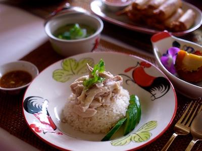 カオマンガイ タイ料理教室 シリキッチン
