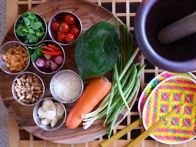 タイの食材