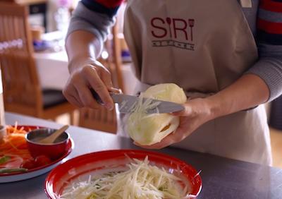 タイ料理教室 シリキッチン 代官山