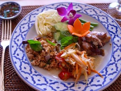タイ料理教室 タイ料理レッスン