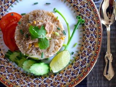 タイ料理教室 タイ料理レッスン タイ料理 トムヤムクン